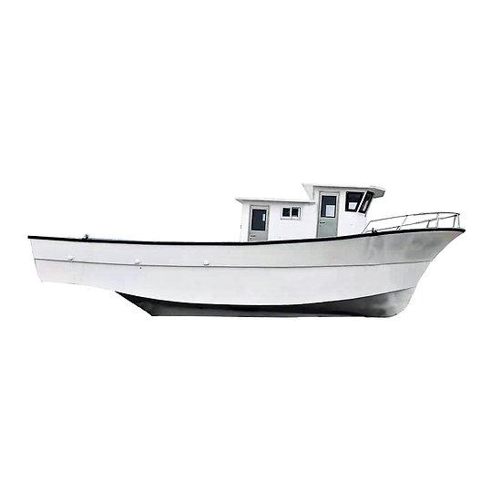 Commercial Longline Fishing Trawler 1360