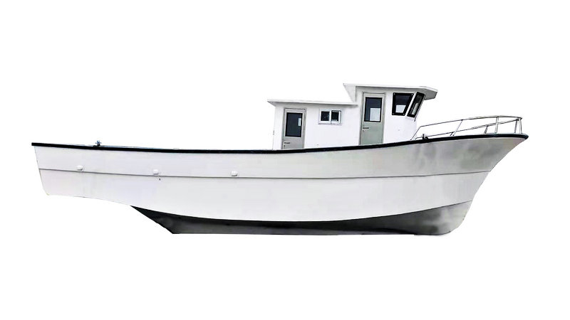 Commercial Longline Fishing Trawler 1360