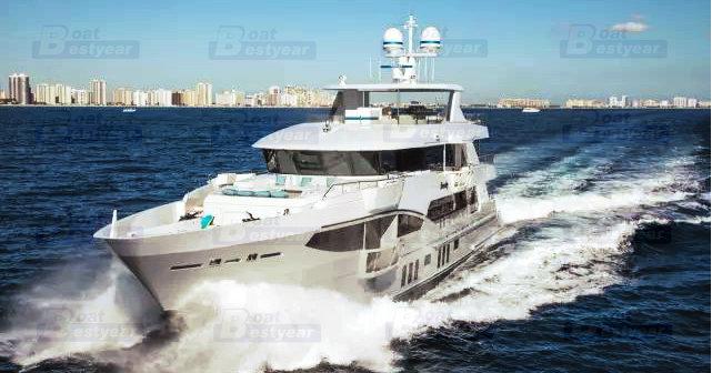 Hesper 133 Yacht