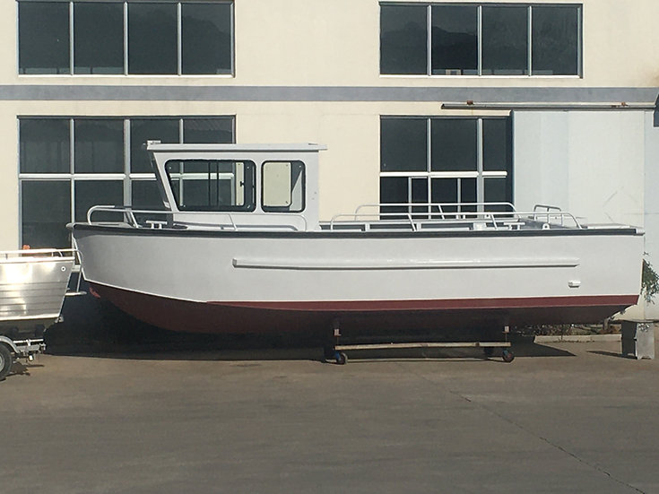 [On Sale] Aluminum Fishing Boat 800