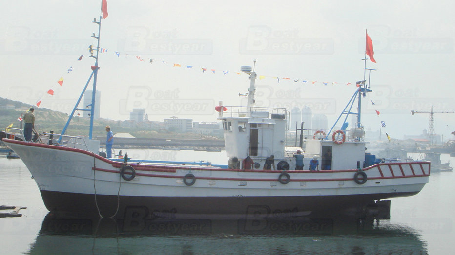 Deep Sea / Offshore Fishing Boat 2130