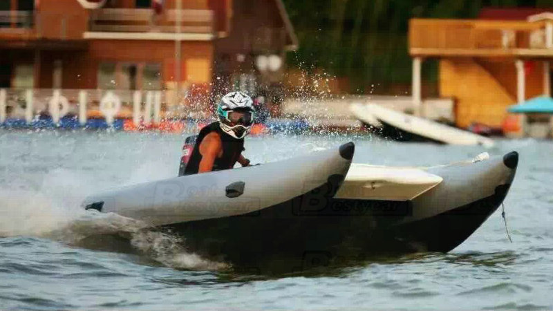 High Speed Inflatable ZipCat / FatCat Boat