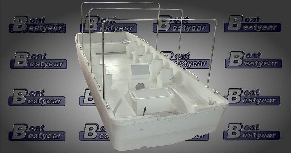 River Boat 690