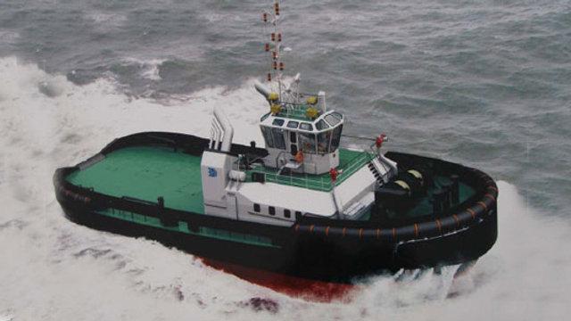 ASD Tug Boat 3200-7600HP