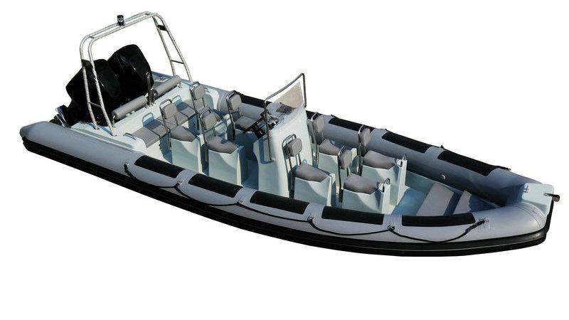 Rigid Inflatable Boat (RIB) 750