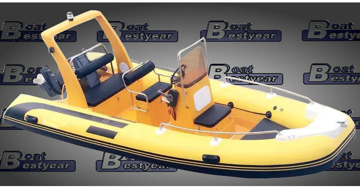 Rigid Inflatable Boat (RIB) 520A