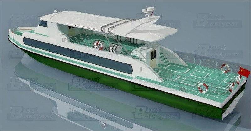 Passenger Boat BY2900 for 160 Passengers
