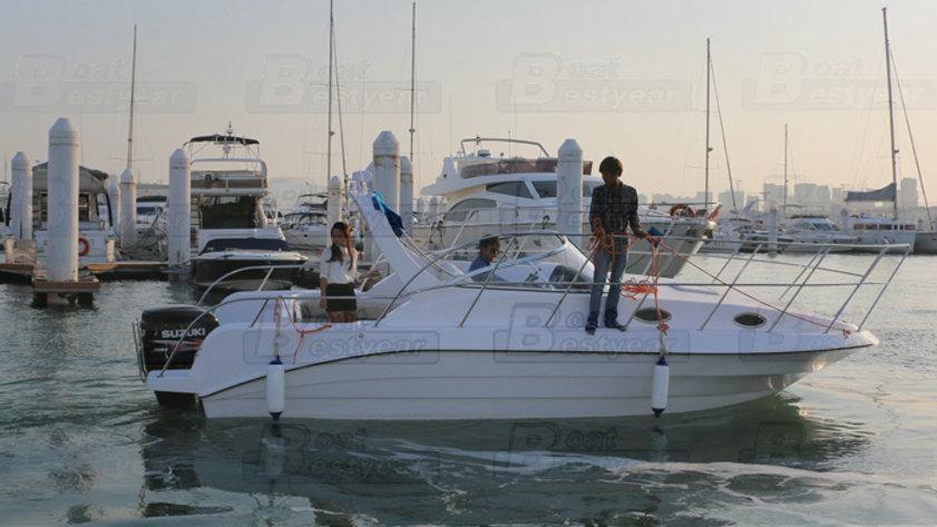 Sport Cruiser 830