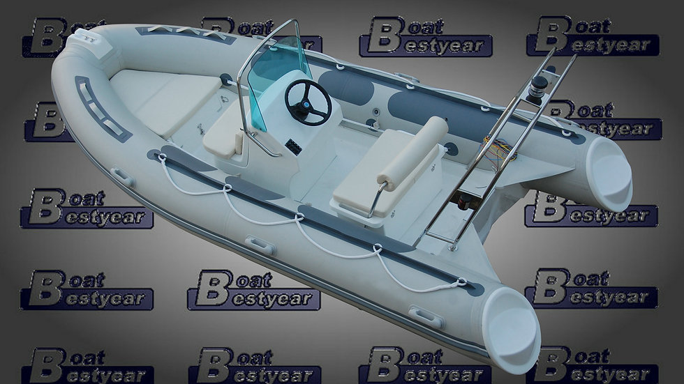 Rigid Inflatable Boat (RIB) 430A