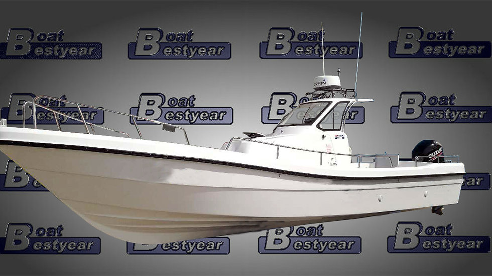 25Y and 28Y Panga Boat