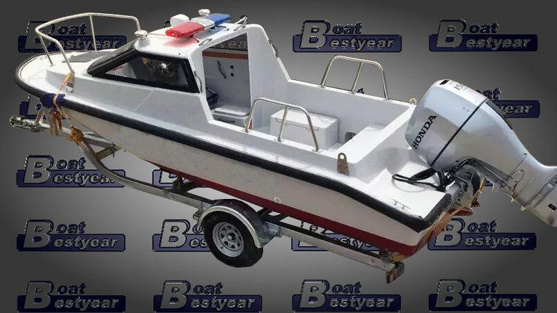 Bestyear 600 Hardtop Boat