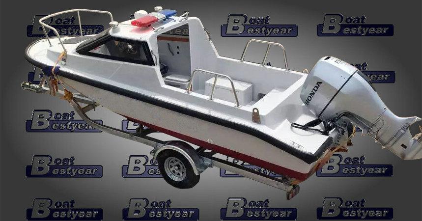 Bestyear Hardtop Boat 600
