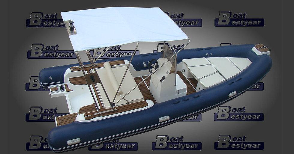 Rigid Inflatable Boat (RIB) 590