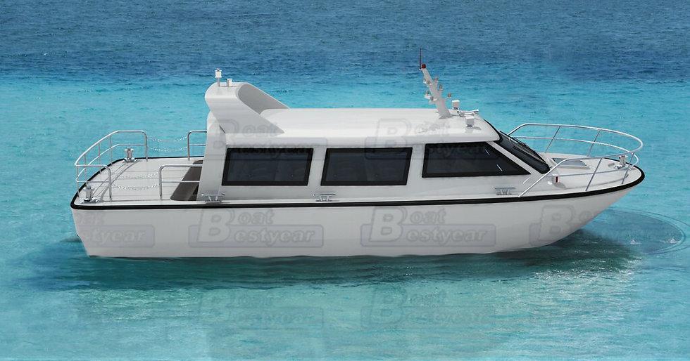 High Speed Multipurpose Boat 950
