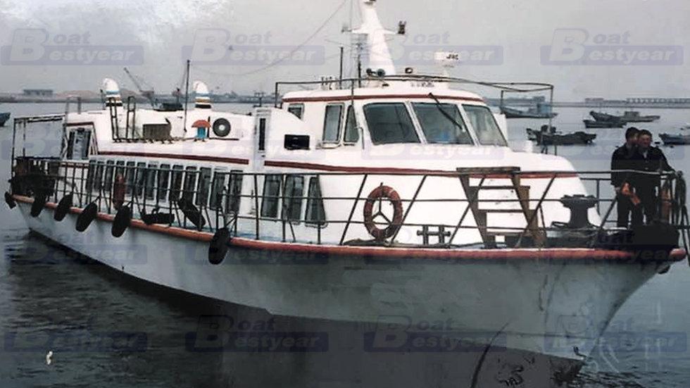Used Passenger Boat 2910