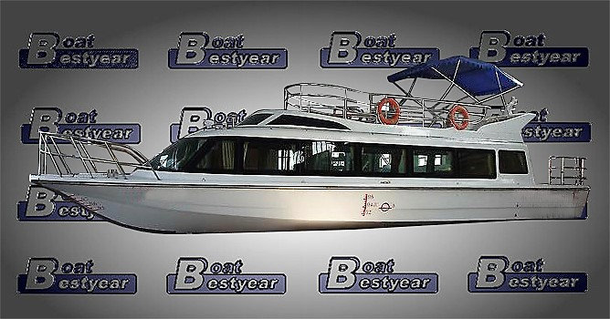 Catamaran Passenger Ferry 1600/2000 for 80 Passengers