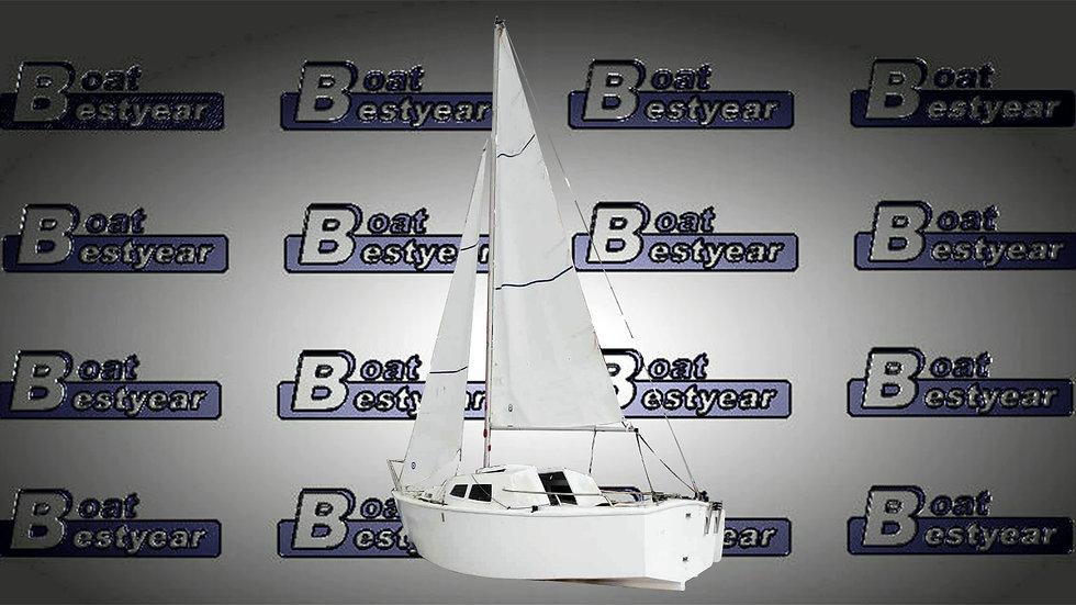 18ft Sailboat