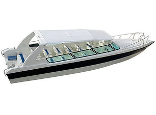 Passenger Boats & Water Taxis for Sale