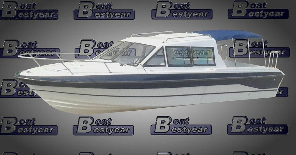 Hardtop Passenger Boat 880