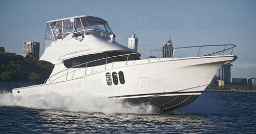 44ft Sport Fishing Boat