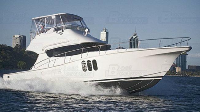 Sport Fishing Boat 44