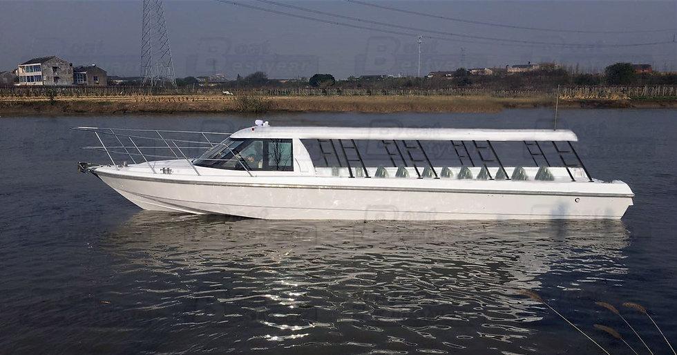 High Speed Sightseeing Passenger Ferry 1380FC