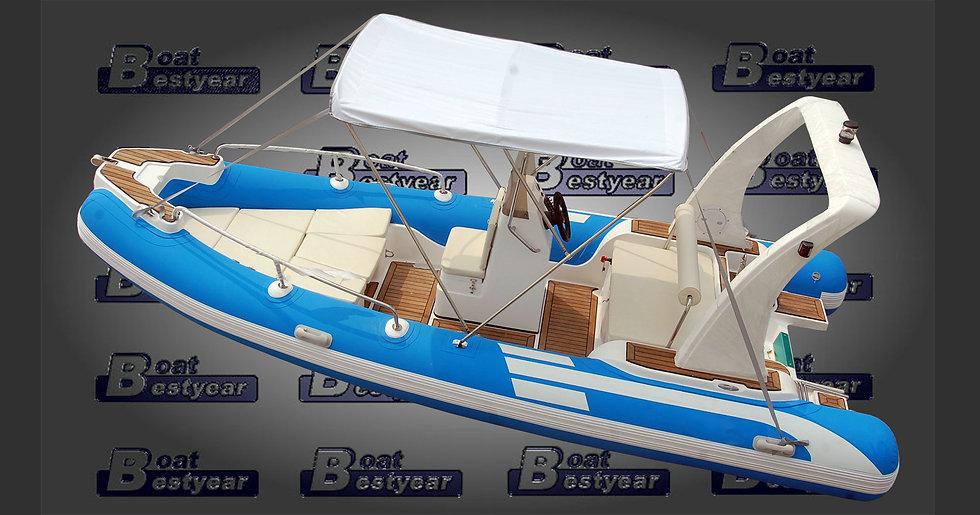 Rigid Inflatable Boat (RIB) 530
