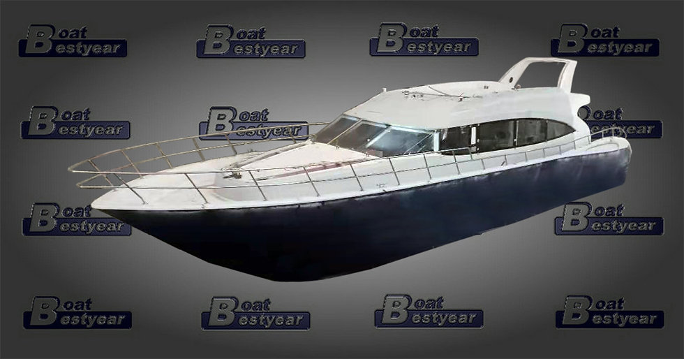 BY63 High Speed Yacht