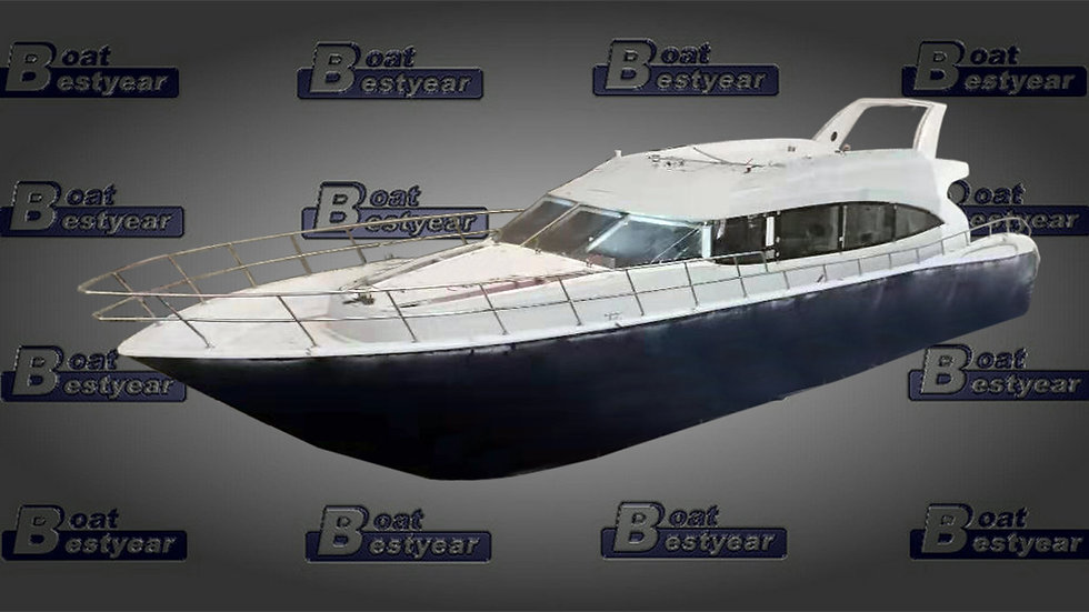 Bestyear 63ft High-speed Yacht