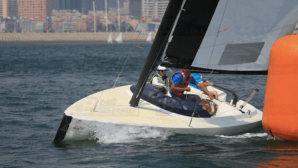 26ft Sailboat