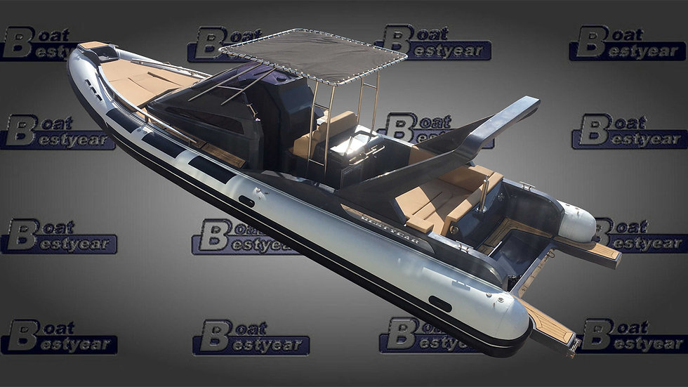 Bestyear Cabin RIB Cruiser 32s (2020)