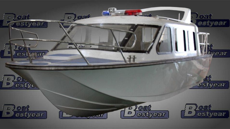 31ft Passenger Boat / Ambulance Boat