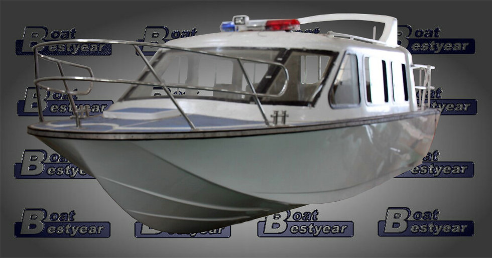 Passenger / Ambulance Boat 955