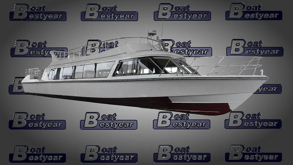 Passenger Boat 2500 for 100 Passengers