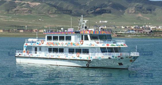 Ferry Boat 3200 for 200 Passengers