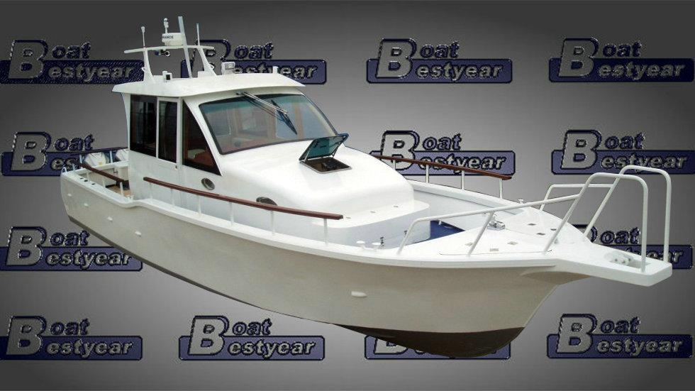 12m Aluminum Fishing Boat