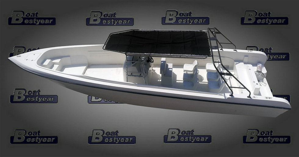Center Console Fishing Boat 1160