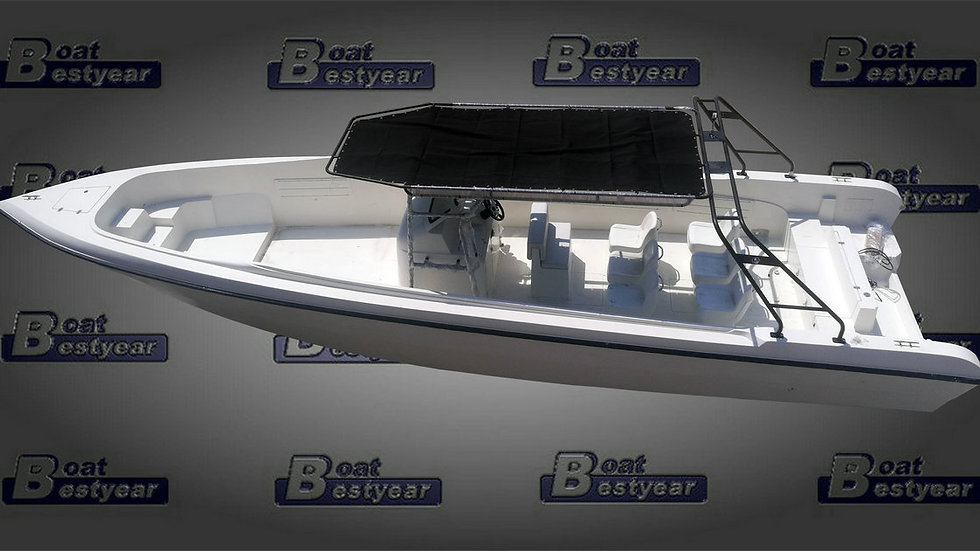 11.6m Large Center Console Fishing Boat