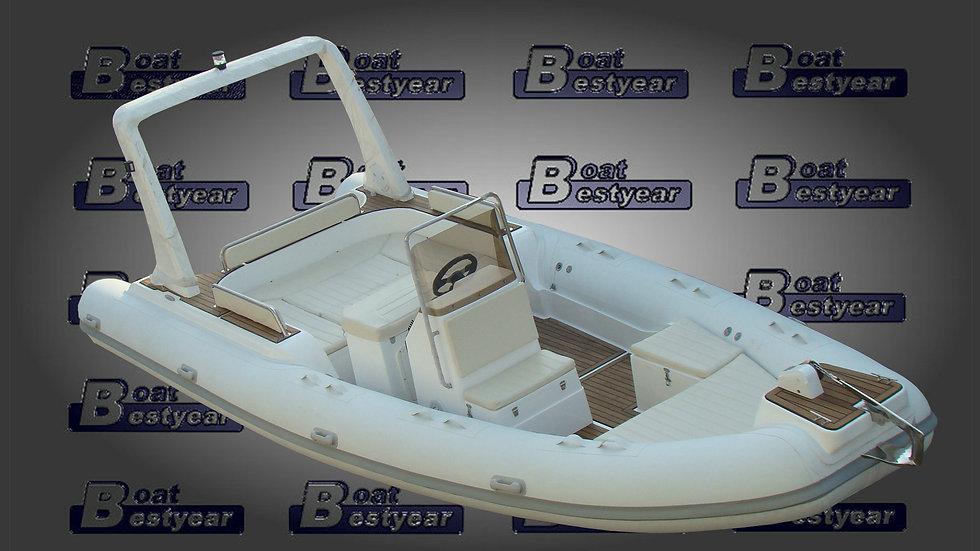 Rigid Inflatable Boat (RIB) 700