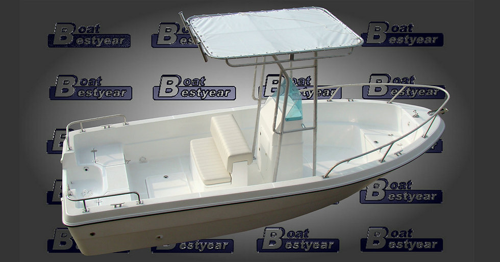 Center Console Speed Boat 500