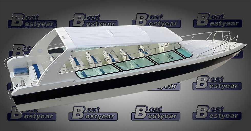 Passenger Boat 1160 Series