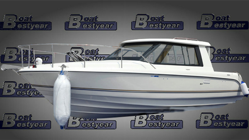 27ft Cabin Cruiser for Fishing