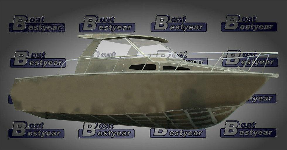 Aluminum Fishing Boat 955