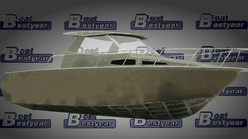 9.55m Aluminum Fishing Boat