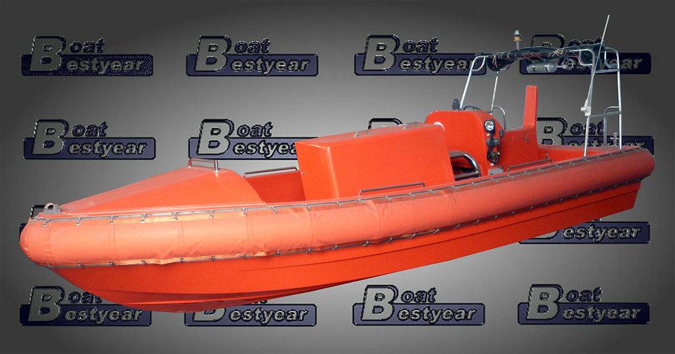 Rescue Boat 680