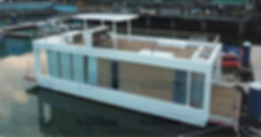 2019 modern Diamond House Boat 1460-1.jp