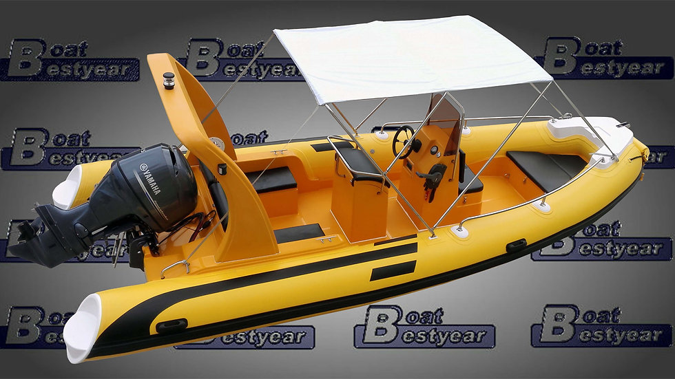 Rigid Inflatable Boat (RIB) 620