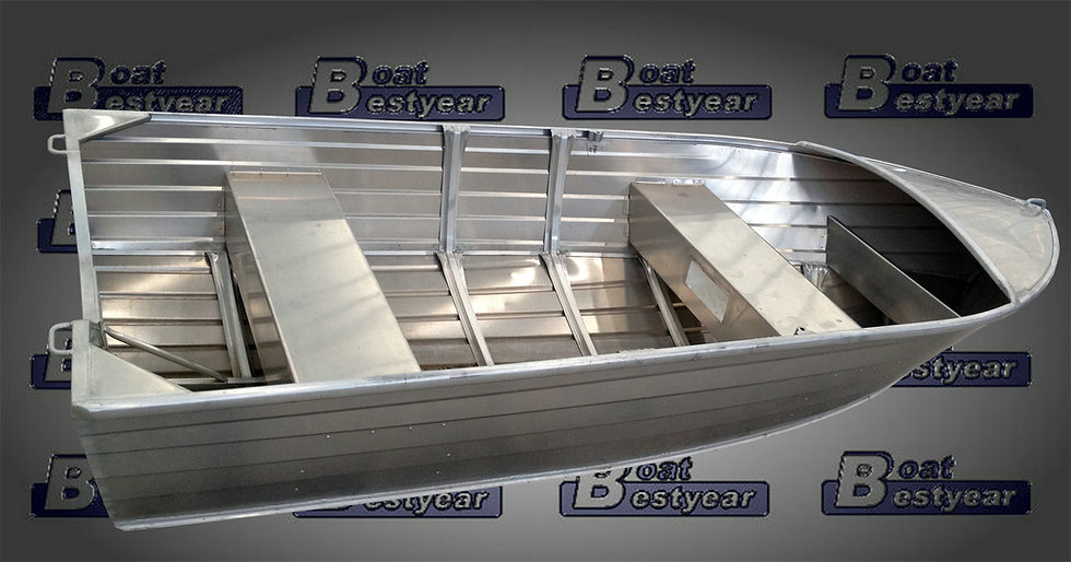 Aluminum Fishing Boat 400