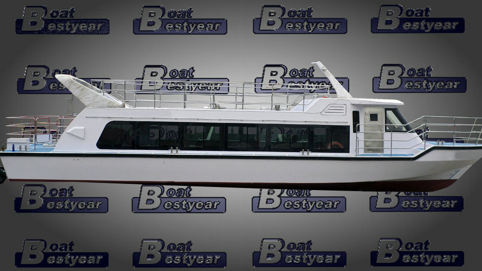 21-25m Passenger Ferry for 100 Passengers