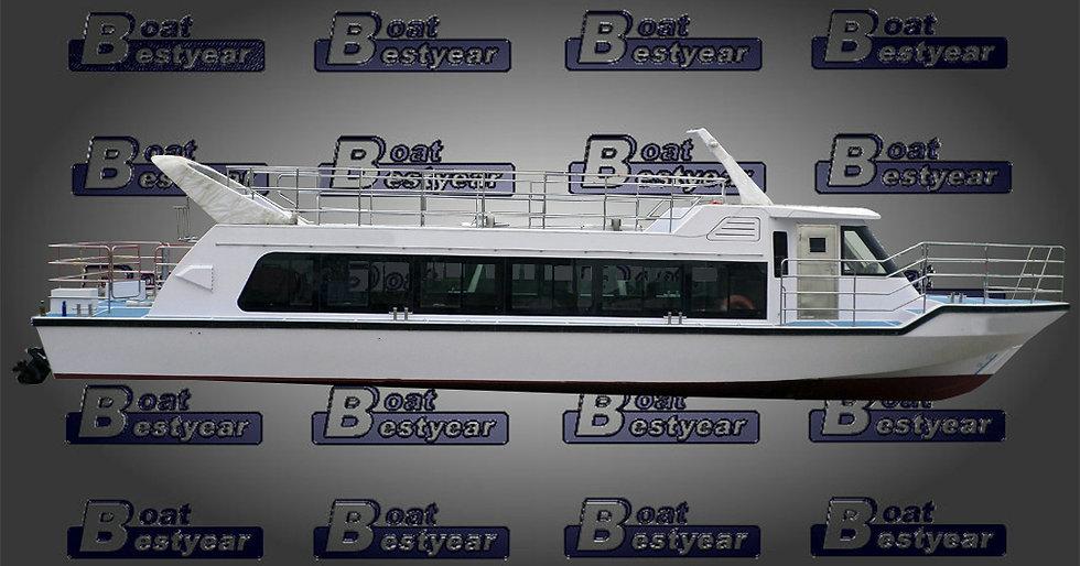 Sea Coast Passenger Ferry 2200